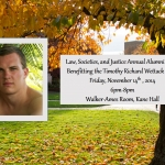 Honoring the Memory of Timothy Richard Wettack