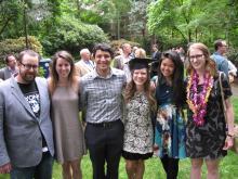 A group of 2016 LSJ Graduates