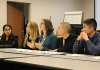 LSJ Group Honors Presentation