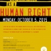 Access to Information as a Human Right Conference Poster