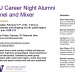 LSJ Career Night Informational Flyer