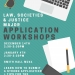 LSJ Winter Application Workshops