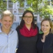 New LSJ Staff and Faculty Stephen Meyers, Alex Lynch, and Marilyn Cope