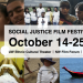 5th Annual Social Justice Film Festival, Co-sponsored by LSJ