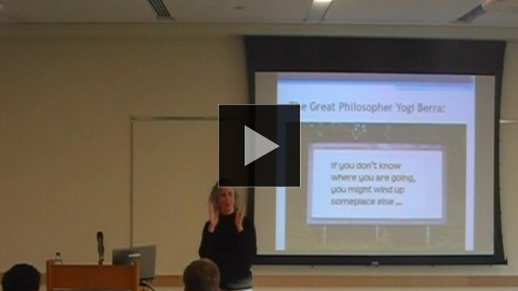 Vimeo link to Paula Littlewood Lecture Pt. II